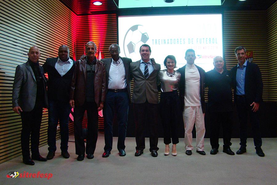 Com apoio da Gold Sports, 51º Curso para Treinadores de Futebol é realizado